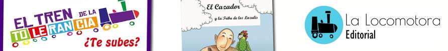 Entrevista a Aída Cortecero por El Cazador y la Tribu de los Lazulis, en El Tren de la Tolerancia