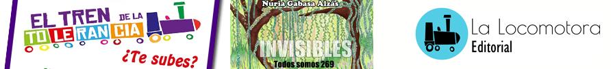 Entrevista a Nuria Gabasa. Autora Invisibles Todos somos 269